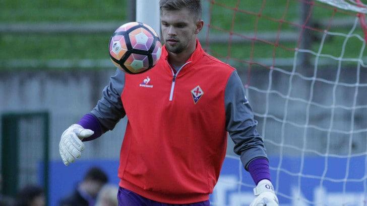 Serie A Fiorentina, per Dragowski distorsione al ginocchio