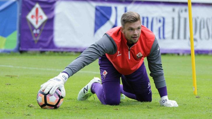 Serie A Fiorentina, per Dragowski lesione al collaterale