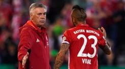 Vidal al Chelsea? Ancelotti:«Senza senso»