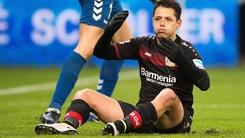 """Il Bayer Leverkusen vende il """"Chicharito"""": «È troppo snob»"""