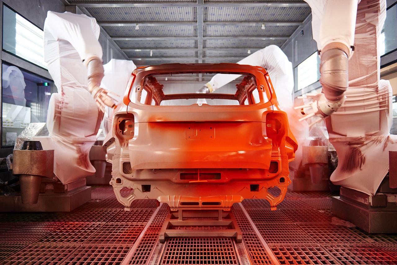 FCA, prodotti in Italia 1 milione di veicoli nel 2016