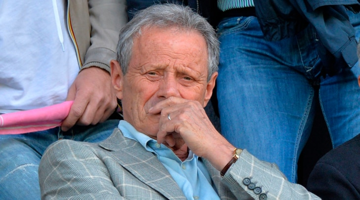 Zamparini: «Il Palermo è un disastro. Corini? Contano i risultati»