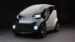 Honda NeuV, la citycar per le metropoli del futuro