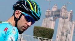 Ciclismo: presentata la nuova squadra di Nibali