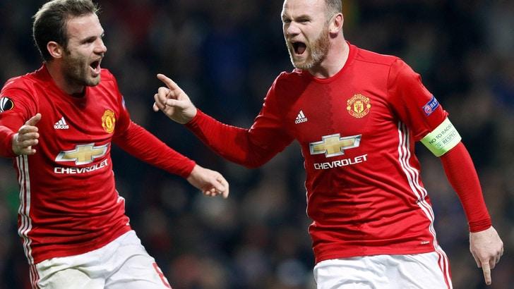 Calciomercato: Rooney , per i bookmaker può andare in Cina