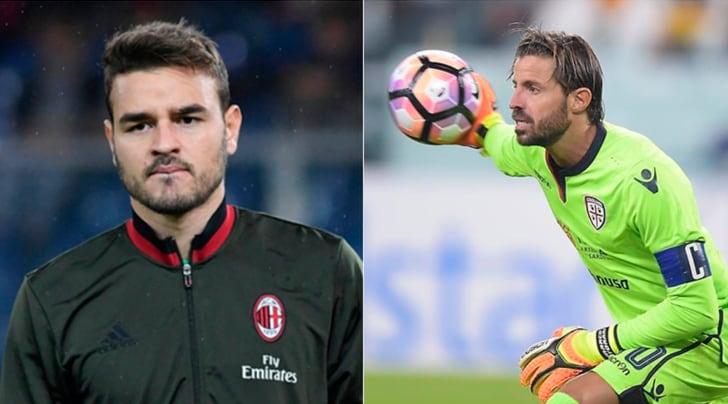 Cagliari, firma Gabriel. Storari ceduto definitivamente al Milan