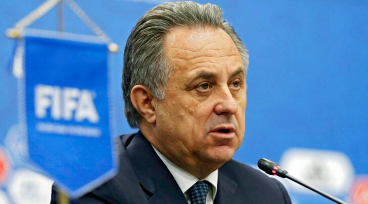Mutko: «Lo sport russo tra i più puliti al mondo»