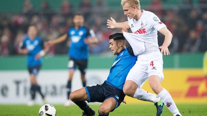 Colonia, l'ex Juve Sorensen prolunga fino al 2021