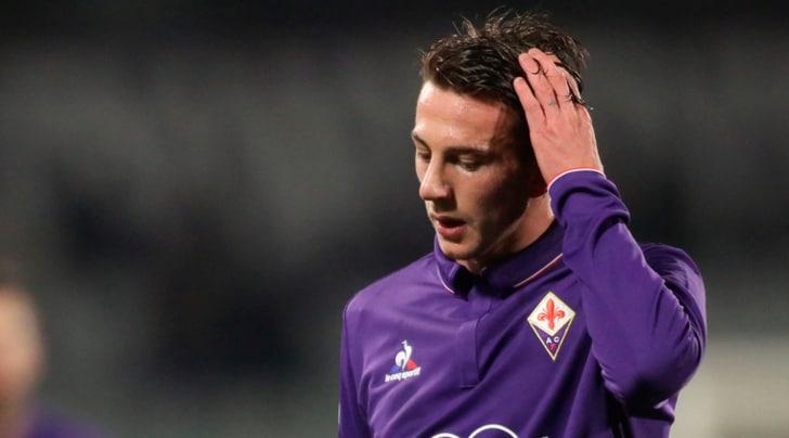 Coppa Italia, Fiorentina-Chievo 1-0. Bernardeschi su rigore all'ultimo respiro