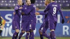 Serie A, Fiorentina contro il tabù Juve a 4,75