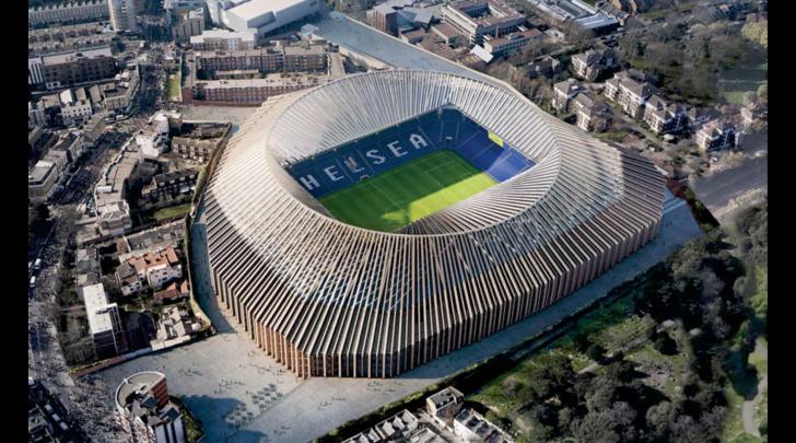 Chelsea, 600 milioni di euro per il nuovo stadio