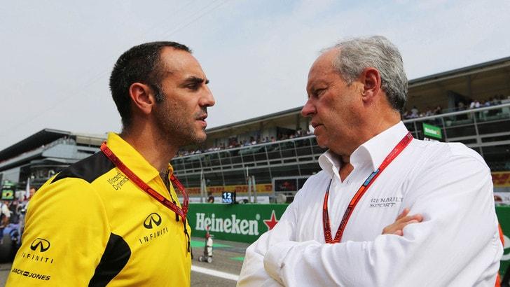 F1, Abiteboul: «Non sostituiremo Vasseur in Renault»