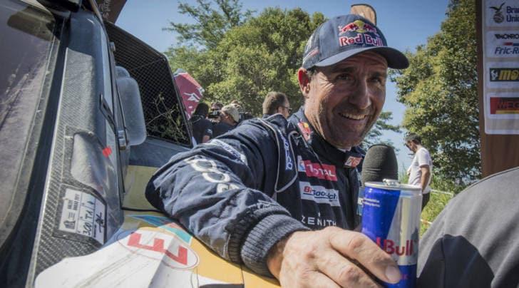 Peterhansel vince la Dakar nelle auto, Sunderland nelle moto