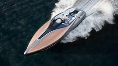 Lexus Sport Yacht, dall'asfalto alle onde