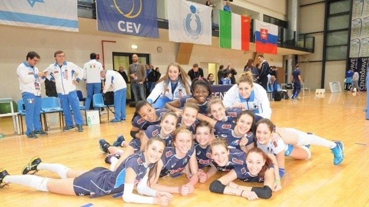 U18, azzurrine in campo contro la Bielorussia