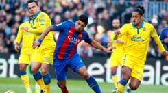 Barcellona, manita al Las Palmas. Vince ancora l'Atletico