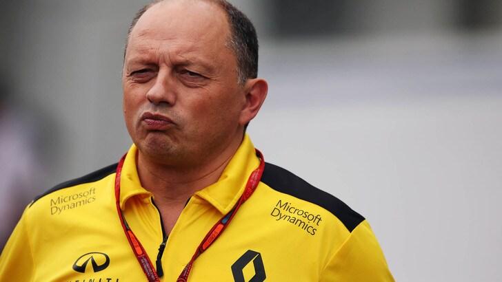 F1 Renault, Vasseur: «Dispiace lasciare Hulkenberg»
