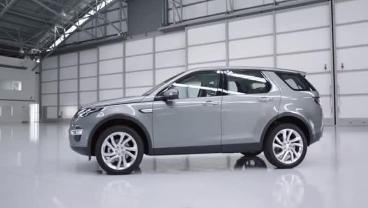 Land Rover Discovery Sport: tre motivi per comprarla