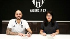 Zaza, ora è ufficiale: al Valencia in prestito con diritto di riscatto