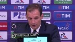 """Allegri: """"Dati vantaggi alla Fiorentina"""""""