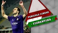 """Fiorentina, Antognoni teme il """"pericolo cinese"""" per Kalinic"""