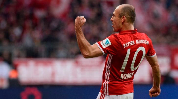 Il Bayern Monaco si regala un altro anno di Robben