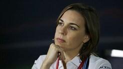 F1, Claire Williams: «Grande occasione per Bottas, Massa ci garantisce stabilità»