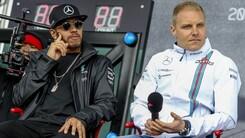 F1, Bottas: «Orgoglioso di essere alla Mercedes»»