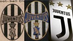 Breve storia del logo della Juventus: dal 1897 a oggi