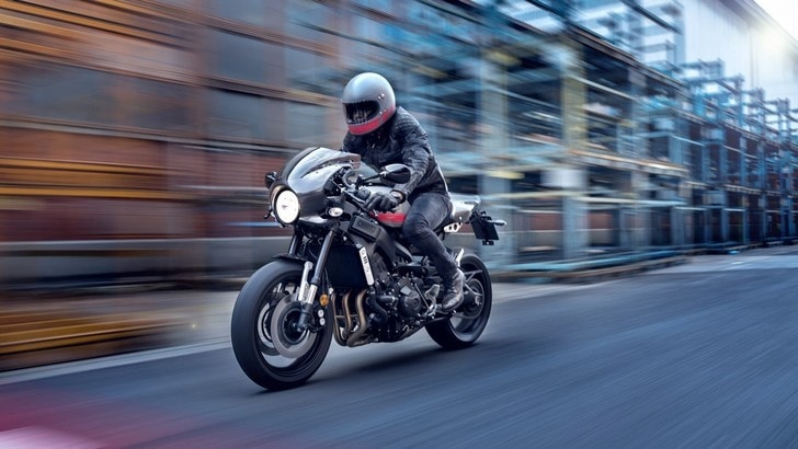 Yamaha XSR900 Abarth, si compra solo online