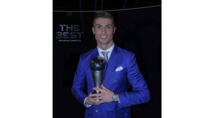 Cristiano Ronaldo e Claudio Ranieri Best player 2016 e Best coach 2016