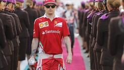 Ferrari: Kimi Raikkonen premiato come ambasciatore per lo Sport