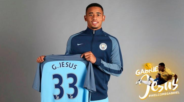 Gabriel Jesus ufficiale al Manchester City:«Sono in un club vincente»