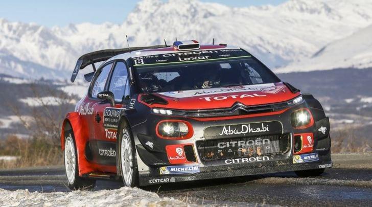Mondiale Rally - Monte Carlo: Incidente per Paddon, muore uno spettatore