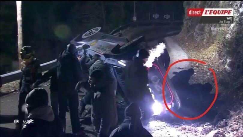 Mondiale Rally: tragico incidente a Montecarlo, muore spettatore
