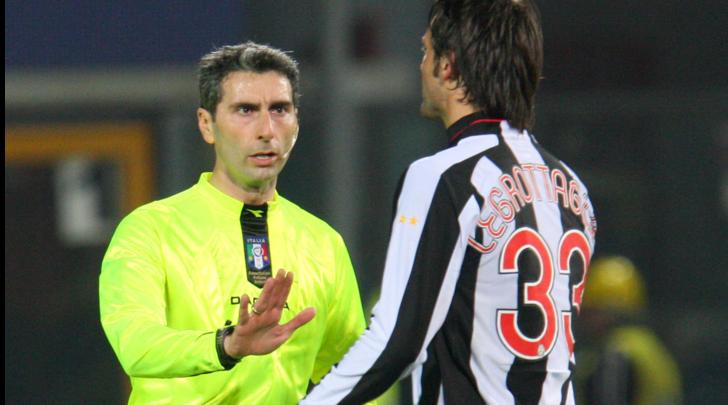 Calciopoli, l'ex arbitro Dondarini fa causa al Pm Narducci