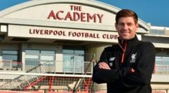 Gerrard torna al Liverpool: sarà tecnico delle giovanili