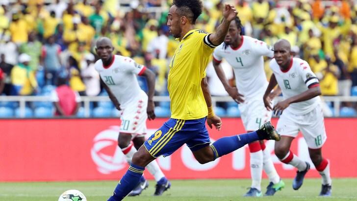Coppa d'Africa: Gabon, a 2,50 la vittoria con il Camerun