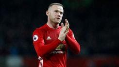 Premier League, pareggio United. Record Rooney