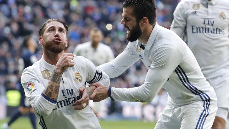 Coppa del Re: rimonta Real a 2,70