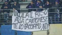 Chievo-Fiorentina, uno striscione da ridere per Kalinic