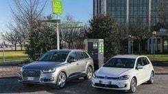Volkswagen e Audi insieme per le reti di ricarica elettrica