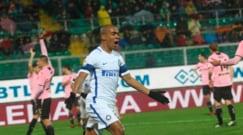 Serie A: Palermo-Inter 0-1, le immagini del gol di Joao Mario
