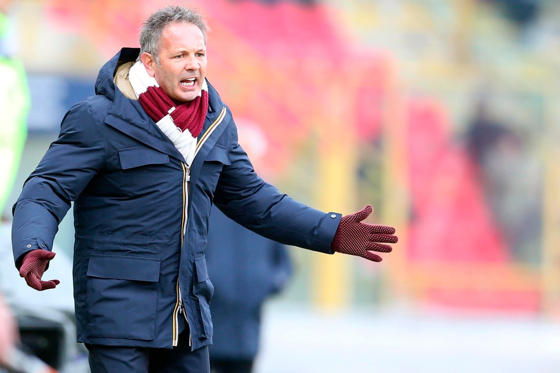 Torino, Mihajlovic attacca Maxi Lopez: «Non ha perso un chilo in quattro mesi»
