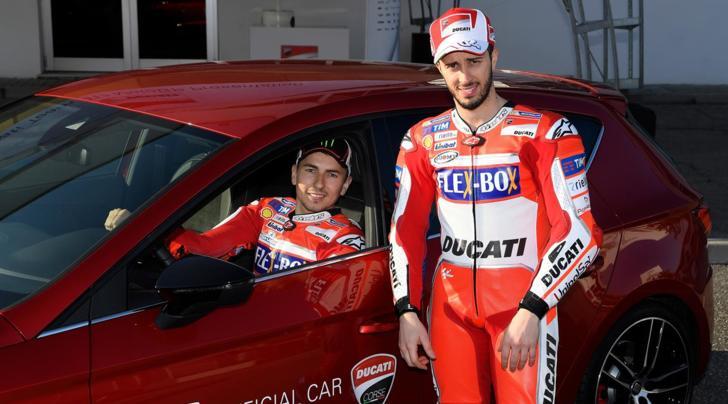 Dopo Abarth anche Seat sbarca in MotoGP