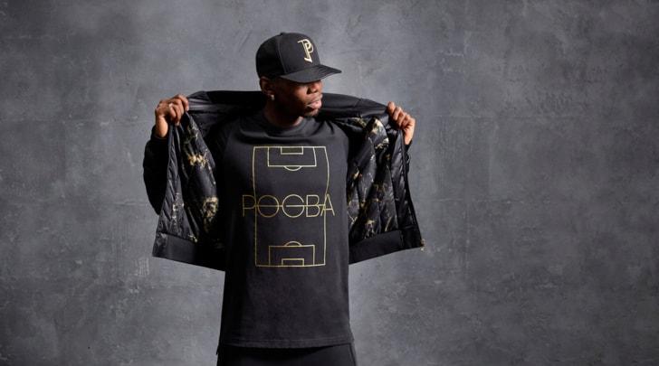 Il calciatore Paul Pogba si dà al fashion con adidas