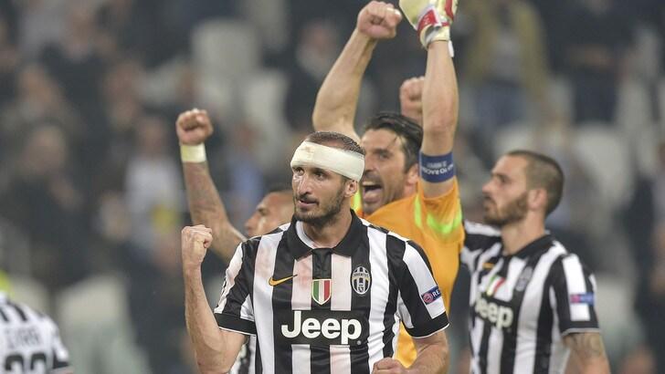 Juventus, italiana al top. Anche in Champions