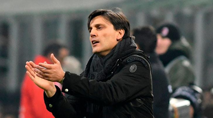 Coppa Italia, Montella:«Spero in una Juve arrabbiata. Milan senza Niang»