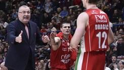 Basket Eurolega, Milano cerca il bis
