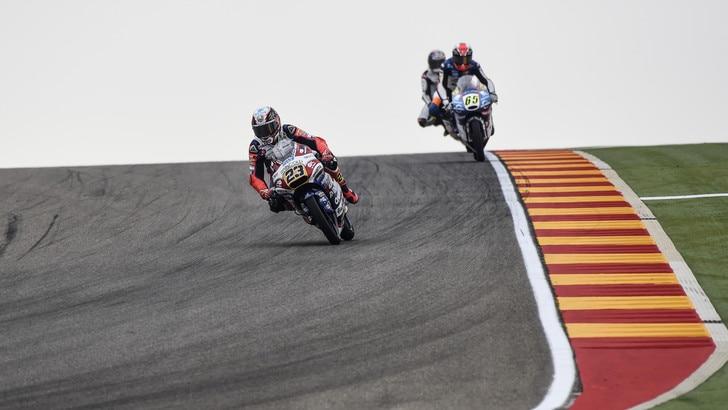 Moto3, via i veli al team Marinelli Rivacold con Fenati